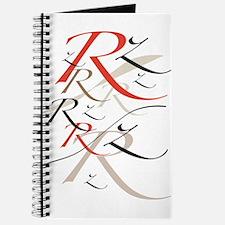 Letter R Journal
