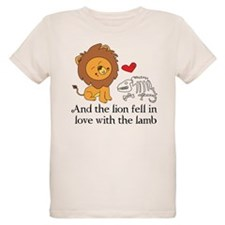 Lion Fell In Love T-Shirt
