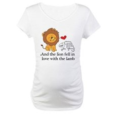 Lion Fell In Love Shirt