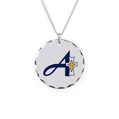 St. A's Logo Jewelry Necklace