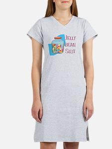 Jelly Bean Slut Women's Nightshirt