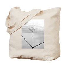 Letter W Tote Bag
