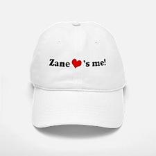 Zane loves me Baseball Baseball Cap