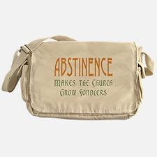 Abstinence Messenger Bag