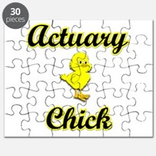 Actuary Chick Puzzle