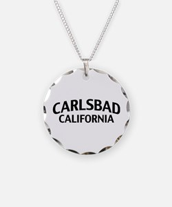Carlsbad California Necklace