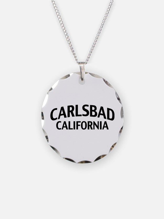 Carlsbad California Necklace