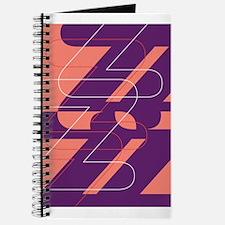 Letter Z Journal