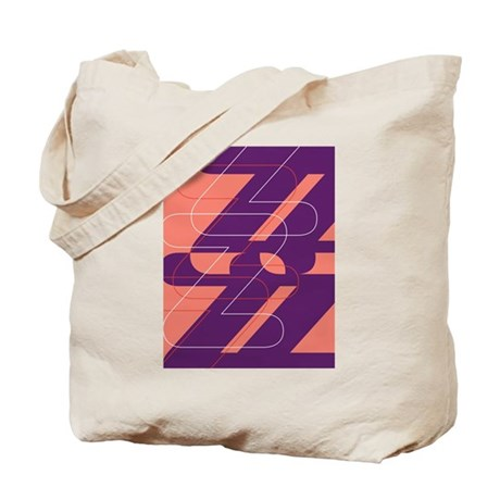 Letter Z Tote Bag