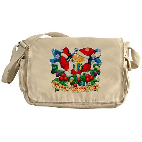 SANTA CLAUS Special (1 of 7) Messenger Bag
