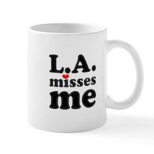 LA Misses Me Mug