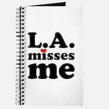 LA Misses Me Journal