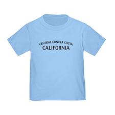 Central Contra Costa California T