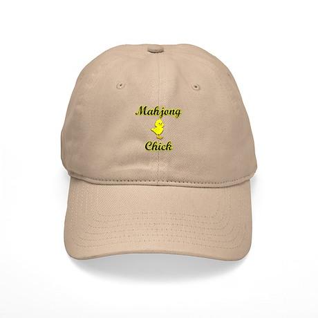 Mahjong Chick Cap