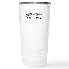 Central Coast California Travel Mug