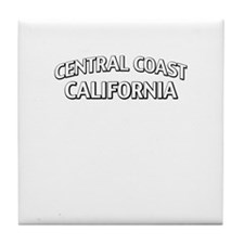 Central Coast California Tile Coaster