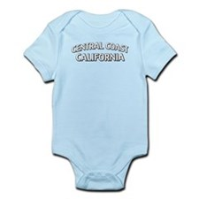 Central Coast California Infant Bodysuit