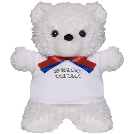 Central Coast California Teddy Bear