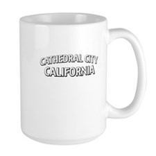 Cathedral City California Mug