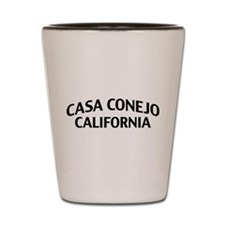 Casa Conejo California Shot Glass