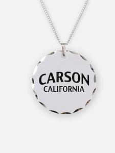 Carson California Necklace