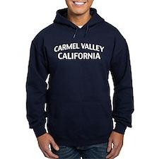 Carmel Valley California Hoodie