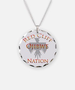 Red Cliff Ojibwe Nation Necklace