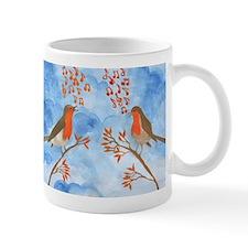 Robin Singing Competition Mug