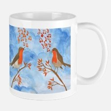 Robin Singing Competition Mug