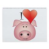 Pig Calendars