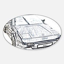 Toyota Mr2 Decal