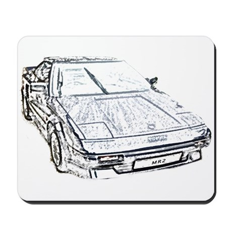Toyota Mr2 Mousepad