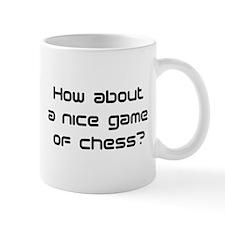 game of chess Mug