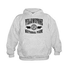 Yellowstone Established 1872 Hoody