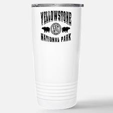Yellowstone Established 1872 Travel Mug