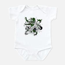 Henderson Tartan Lion Infant Bodysuit