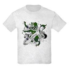 Holmes Tartan Lion T-Shirt