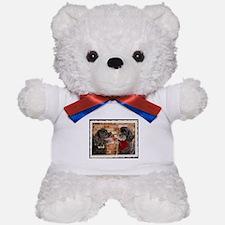 Cocker Spaniel Buddies Teddy Bear