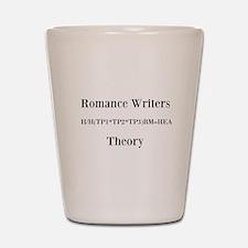 Theory of Romance Shot Glass