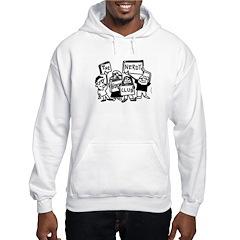 Nerd Horde Clothes Hoodie