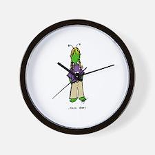 Custom Faith Biddy Wall Clock
