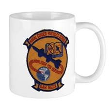 Naval Guided Missiles School Patch Mug