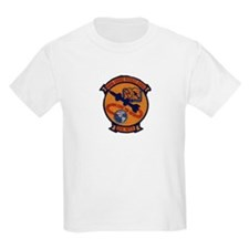 Naval Guided Missiles School Patch T-Shirt