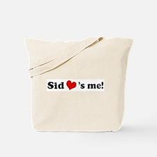 Sid loves me Tote Bag