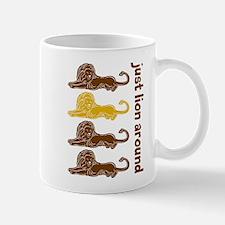 Lion Around Mug