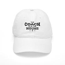 Funny Coach Baseball Cap