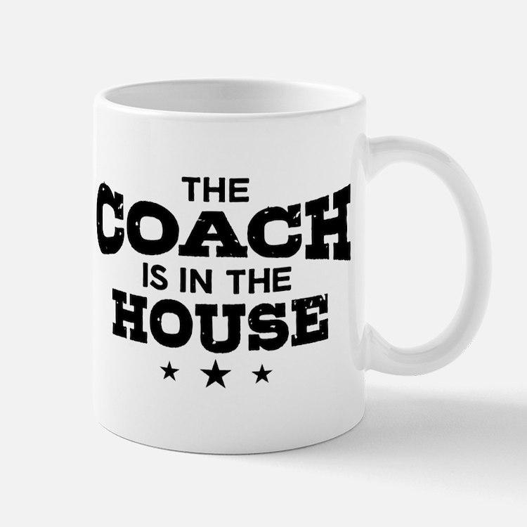 Funny Coach Mug