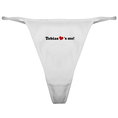 Tobias loves me Classic Thong