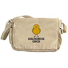 Bolognese Chick Messenger Bag