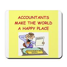 accountants Mousepad